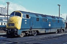 Railway Herald :: Imaging Centre :: 827 at Exeter MPD Electric Locomotive, Diesel Locomotive, South Devon, Train Pictures, British Rail, Rolling Stock, Battle Of Britain, Bournemouth, East Sussex