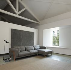 Sofá Time de Joquer.  Diseño : Mario Ruiz, 2010.  Muebles de diseño.