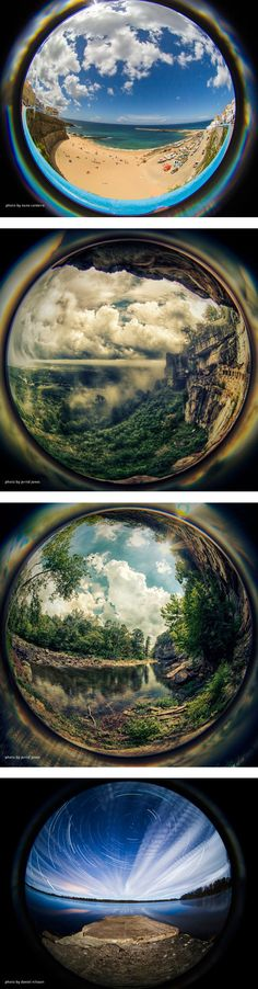 Stunning photos taken with our Circular Fisheye Lens. The Lensbaby Circular Fisheye can invert landscapes beautifully. Adding a Fisheye to your repertoire will result in some amazing photography.