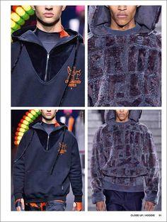 Next Look Close Up Men Tops & T-Shirts Subscription - (PRINT VERSION) Cashmere Wool, Close Up, Knitwear, Mens Tops, T Shirt, Jackets, Women, Fashion, Down Jackets