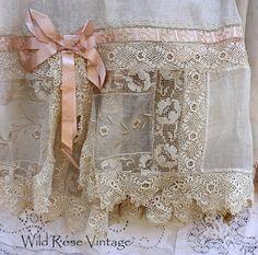 1920's  Irish lace