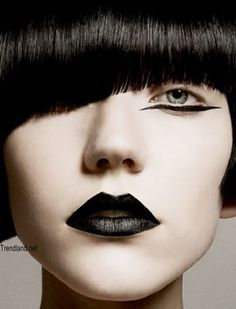 aEsThEtIcS ~ Indian Make-up, Beauty & Fa... : 【アート】オシャレ過ぎるメイクアップ【ファッション】画像集 - NAVER まとめ
