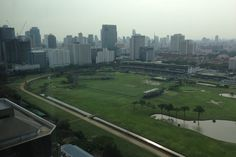 View from St. Regis Bangkok in Thailand - Luxury #hotel by #spg and #starwood in #bangkok