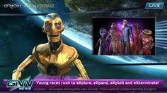 Lee Master of Orion muestra su jugabilidad en vídeo