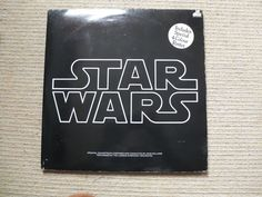 STAR WARS SOUNDTRACK DOUBLE LP Vinyl record album with poster John Williams in Music, Records, Albums/ LPs | eBay!
