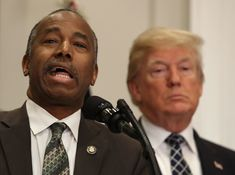Ben Carson Removes Anti-Discrimination Language From HUD Mission Statement | HuffPost
