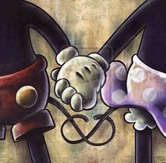 Walt Disney voiced the original Mickey. But did you know that the couple who voiced Mickey and Minnie after that, were married in real life? Disney Mickey Mouse, Mickey Mouse E Amigos, Mickey E Minnie Mouse, Retro Disney, Mickey Mouse And Friends, Disney Art, Disney Movies, Walt Disney, Disney Characters