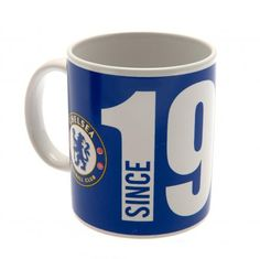 Chelsea F.C. Mug SN #Sport #Football #Rugby #IceHockey