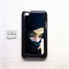 Hijab AR for iPod 4/5 applecase
