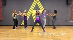 "REFIT® Revolution Fitness:  ""Happy"" by Pharrell .. YOU WILL BREAK A SWEAT!!"