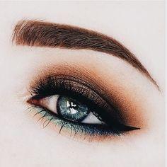 17 Stunning eye makeup ideas for blue eyes