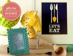 I pinned this from the Gorgeous Giftables - Eye-Catching Accents for Everyone on Your List event at Joss and Main!