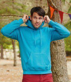 Fruit of the Loom Classic Hooded Sweatshirt