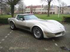 Online veilinghuis Catawiki: Chevrolet Corvette Collectors Edition - 1982