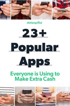 Looking to turn your smartphone into an extra cash generating machine? Android or iPhone, it doesn't matter. Here are the best free, legit money-making apps around for earning on the go. See which apps are available in your area (including international destinations like Canada, India, the UK, South Africa, Kenya and more). Best Money Making Apps, Make Money Blogging, Way To Make Money, Saving Money, Earn Money Fast, Earn Money Online, Cash Money, Apps That Pay You, Investing Apps