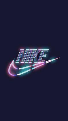 nike and neon image