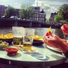 Café de Jaren -  #3 Hipster Hangouts Amsterdam, Netherlands #JetpacCityGuides #Amsterdam