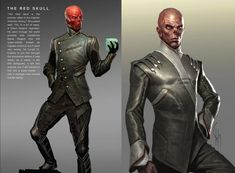Road To INFINITY WAR: Red Skull Concept Art From CAPTAIN AMERICA: THE FIRST AVENGER Will Give You Nightmares Evil Villains, Marvel Villains, Mcu Marvel, Marvel Comics Art, Marvel Heroes, Marvel Characters, Marvel Concept Art, Red Ghost, Superhero Design