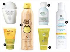 Rue's Favorite Sunscreens | Rue