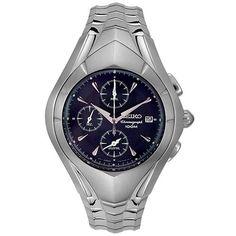 Seiko Men's SNA613 Alarm Chronograph Watch