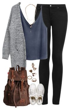 """""""Untitled #1055"""" by cottxncandy ❤ liked on Polyvore featuring Topshop, Henri Bendel and Forever 21"""