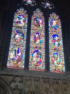 Prettyman Window. Lincoln Cathedral.