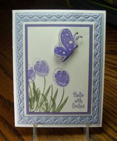 Hello With Smiles by jandjccc - Cards and Paper Crafts at Splitcoaststampers