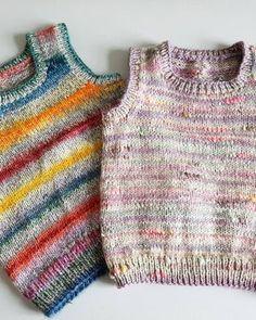Restevesten | Stines varehus Knitting For Kids, Baby Knitting, Baby Vest, Drops Design, Sweater Cardigan, Winter Outfits, Knitting Patterns, My Design, Knit Crochet