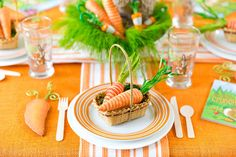 Set your Easter Table in style!