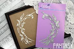 Ножи для вырубки Fantasy   «Ловец удачи 2»  размер 10,9*7,1  см Fantasy, Imagination, Fantasia