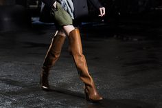 I love this boots from 3.1 Phillip Lim Accessories Fall/Winter 2013!! (via The Sartorialist)