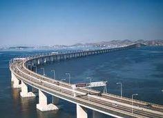 Rio Niteroi Bridge longest in Europe-PONTE RIO-NITERÓI