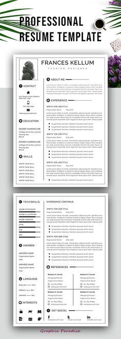 Make My Resume For Free Free Resume Templates Graphic Artist  Free Resume Templates .