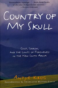 Guilt, Sorrow, and the Limits of Forgiveness in the New South Africa. One of my favorite reads. It's genius.