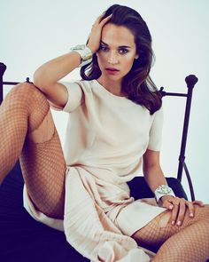 Rules of Style: Alicia Vikander - Man Repeller