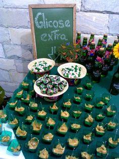 Tema: Festa di Buteco - Foto: Mesa Principal (Cantinho da Glicose)