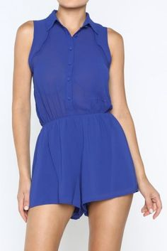 http://www.salediem.com/shop-by-collection/rompers/rompers-2118.html Laced Back Romper #salediem #fashion #bottoms  #rompers #jumpsuits #curvey