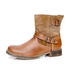 Boots Leather Portuguese
