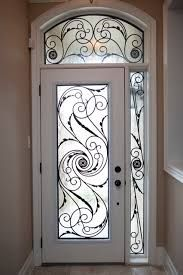 unique classic glass iron front doors - Google Search