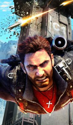 Games Hd Widescreen Wallpapers Just Cause 3 Rico Wingsuit Wallpaper Www