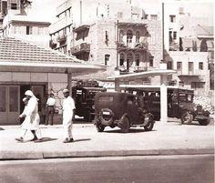 City of Haifa, Palestine in 1947