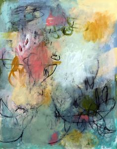 "Saatchi Art Artist Judy Wise; Painting, ""Blowing Smoke"" #art"