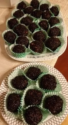 Τρουφάκια !!! ~ ΜΑΓΕΙΡΙΚΗ ΚΑΙ ΣΥΝΤΑΓΕΣ 2 Blackberry, Raspberry, Fruit, Food, Essen, Blackberries, Meals, Raspberries, Yemek