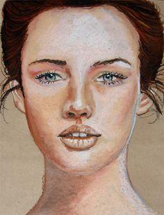 Pastel Portrait | quaymberley