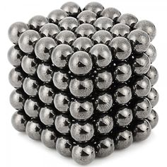125pcs DIY 5mm Buckyballs NdFeB Magnetic Magic Beads Gray.  Check this out at the Tmart link on MomTheShopper.