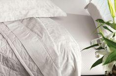Jogo de cama e cobre-leito Burges. Fio penteado f89d419166b61