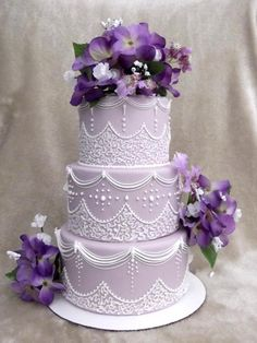 Looking for cake decorating project inspiration? Check out Cornelli Lace #1 by member PnP Edible Art.
