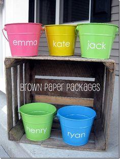 great easter basket idea