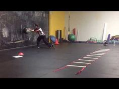 Youth Hockey Strength Training (Sports Performance Training in Virginia) - YouTube