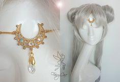 Sailor Moon Crystal circlet by FairyCaveShop on Etsy